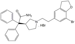 Darifenacin 7-Bromo Analog