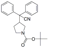 Darifenacin Cyano t-BOC Impurity