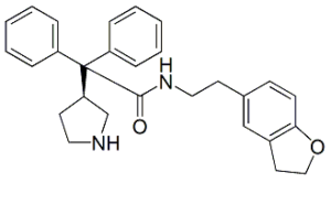 Darifenacin DBE Isomer