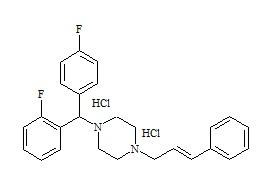 Flunarizine Impurity C DiHCl