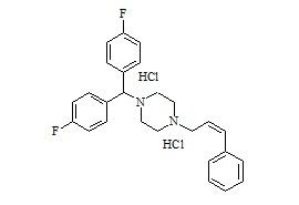Flunarizine Impurity D DiHCl