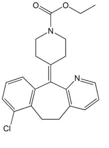 Loratadine 8-Dechloro-7-Chloro Impurity
