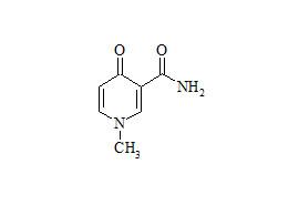 N-Methyl-4-pyridone-3-carboxamide
