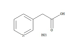 Nicotine Related Compound (3-Pyridylacetic Acid HCl)