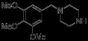 1-(3,4,5-Trimethoxybenzyl)piperazine