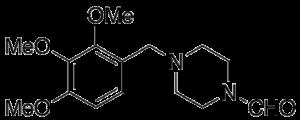 N-Formyl Trimetazidine