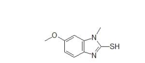 Pantoprazole N-Methyl 6-Difluoromethoxy Thiol Impurity