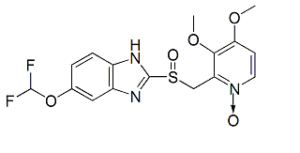 Pantoprazole N-Oxide