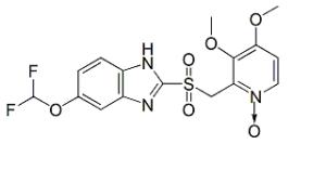 Pantoprazole Sulfone N-Oxide