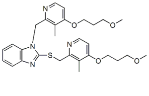Rabeprazole N-Alkyl Sulfide