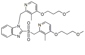 Rabeprazole N-Alkyl Sulfone