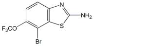 Riluzole 4-Bromo Impurity