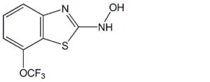 Riluzole 4-Trifluoromethoxy Isomer