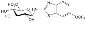 Riluzole N-β-D-Glucuronide