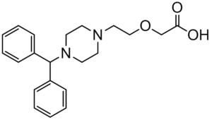 LEVOCETIRIZINE IMPURITY F(free base)