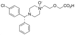 LEVOCETIRIZINE N-OXIDE