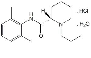 Ropivacaine Hydrochloride Monohydrate