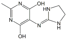Moxonidine Dihydroxy Impurity