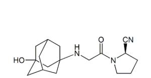 Vildagliptin (2R)-Isomer