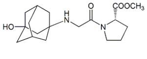 Vildagliptin Carboxylic Acid Methyl Ester