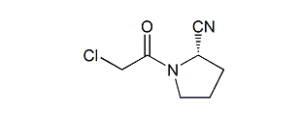 Vildagliptin Chloroacetyl Nitrile (S)-Isomer