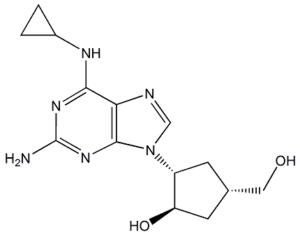 Abacavir 2-Hydroxy Impurity
