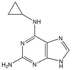 Abacavir Cyclopropyl Diamino Purine Impurity
