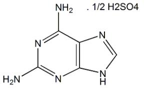 Abacavir Diamino Purine Impurity