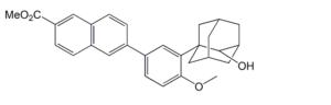 Adapalene 2-Hydroxy Methyl Ester