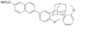 Adapalene 2-Methoxyphenyl Methyl Ester