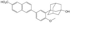 Adapalene 3-Hydroxy Impurity
