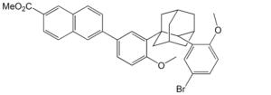 Adapalene 5-Bromo-2-Methoxyphenyl Methyl Ester