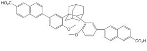 Adapalene Dimer Impurity