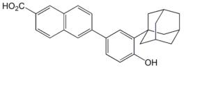 Adapalene O-Desmethyl Impurity