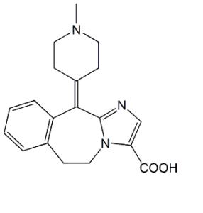 Alcaftadine 3-Carboxylic Acid Impurity