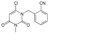 Alogliptin 6-Chloro Impurity
