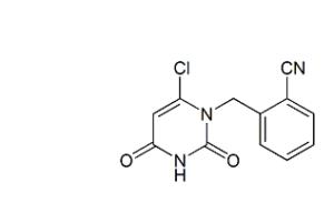 Alogliptin 6-Chloro N-Desmethyl Impurity