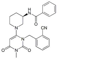 Alogliptin Benzoylamino Impurity