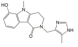 Alosetron 6-Hydroxy Impurity