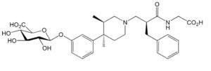Alvimopan β-D-Glucuronide Impurity