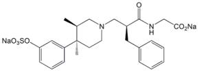 Alvimopan Sulfate Disodium Salt