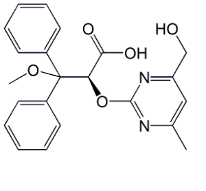 Ambrisentan 4-Hydroxymethyl Analog