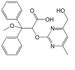 Ambrisentan 4-Hydroxymethyl Analog Racemate