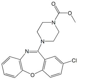 Amoxapine N-Methoxycarbonyl Impurity