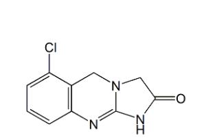 Anagrelide 7-Dechloro Impurity