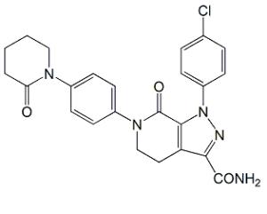 Apixaban Chloro Impurity