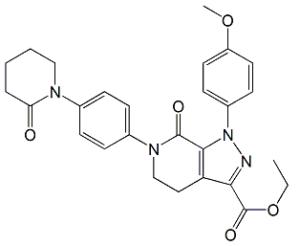 Apixaban Ethyl Ester Impurity