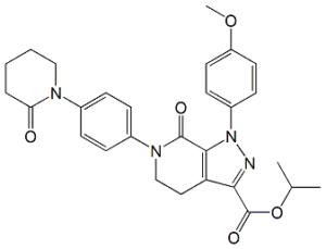Apixaban Isopropyl Ester Impurity
