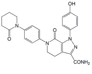 Apixaban O-Desmethyl Impurity