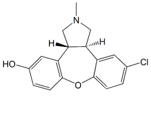 Asenapine 11-Hydroxy Impurity